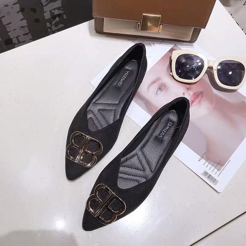 G4270 - giày bít mũi nữ hàng nhập