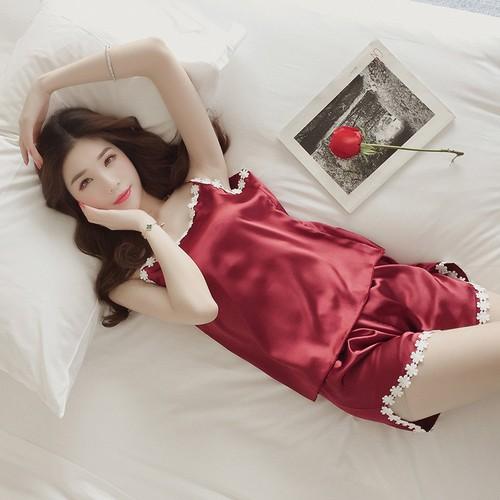 Bộ đồ ngủ mặc nhà siêu mát, siêu dễ thương