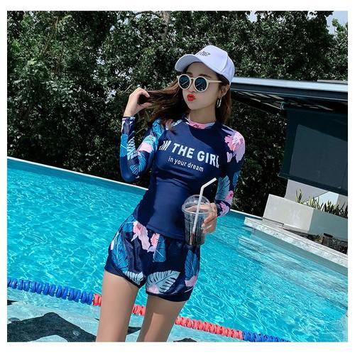 Đồ bơi nữ cực xinh - xanh