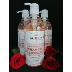 Sữa tắm  Chanfong Organic Thái Lan