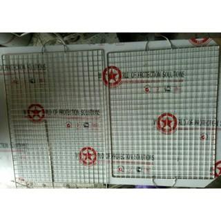 VĨ NƯỚNG INOX 40 X 60 - 40 X 60 thumbnail