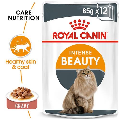 Thức Ăn Dạng Ướt Dành Cho Mèo RO-YAL CANIN INTENSE BEAUTY Làm Đẹp Da Lông