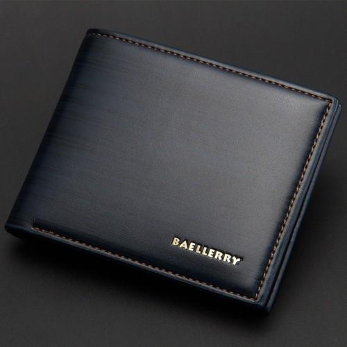 [Siêu sale][mua 2 free ship] ví bóp tiền nam cao cấp, thiết kế sang trọng hàng chính hãng baellerry br005