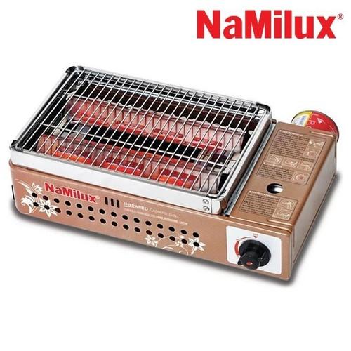 [TPHCM] Bếp nướng gas hồng ngoại Namilux NA24N - công nghệ mới