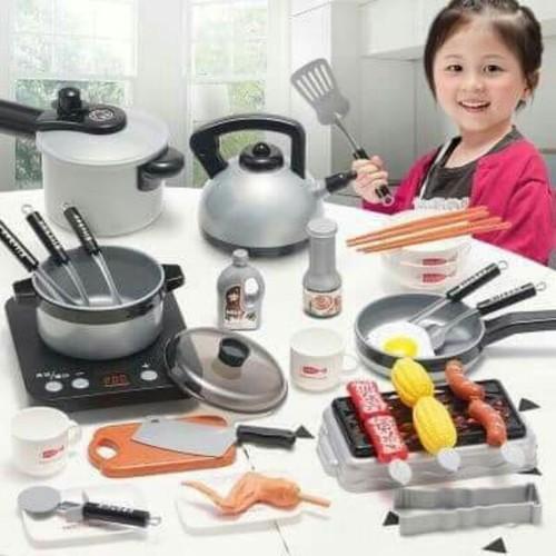 Bộ đồ chơi nấu bếp 36 món