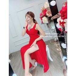 Váy đi biển đẹp cho nữ váy 2019 mới Hải Nam Sanya váy đi biển đi biển sling backless