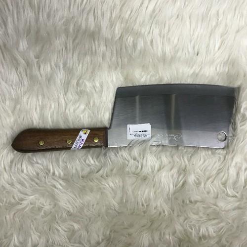 Dao chặt Kiwi cán gỗ 33*9.5cm 041348