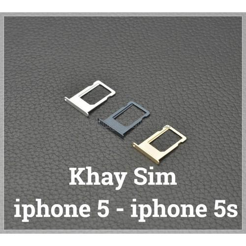 Khay sim i phone 5s