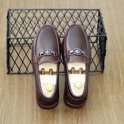 giày da nam, giày lười da , giày công sở chất liệu da bò cao cấp. khuyến mãi cực khủng
