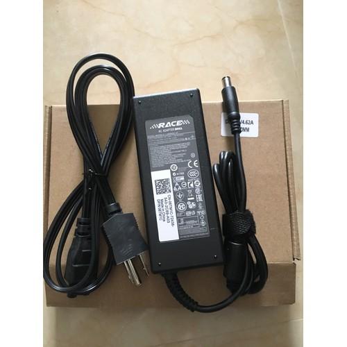 Sạc dành cho laptop dell 19.5v - 4.62a 90w- hàng chính hãng race