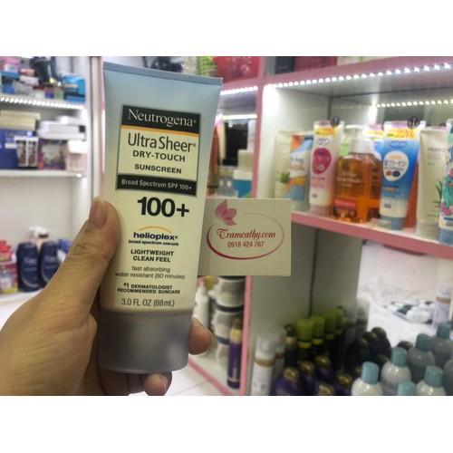 Kem chống nắng Neutrogena SPF100