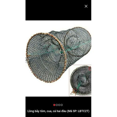 Lờ bẫy cá tôm cua loại 40cm giá tại xưởng