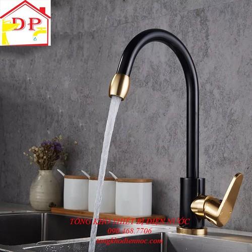 Vòi rửa bát| Vòi rửa chén nóng lạnh cao cấp GIORMANI VRB17