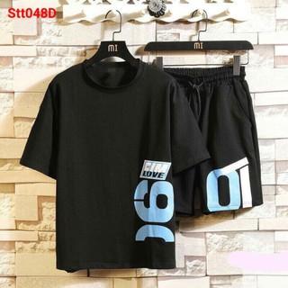 Set bộ quần áo thể thao nam thời trang - TTS_TT10-002 thumbnail
