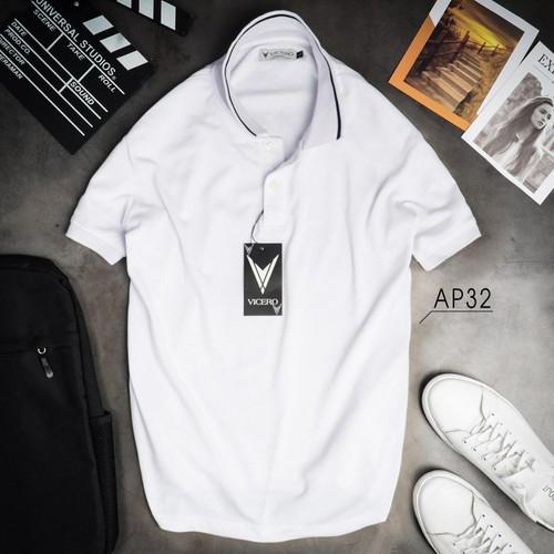 Áo thun nam ngắn tay thời trang phong cách công sở lịch lãm vicero - 11984872 , 19575581 , 15_19575581 , 400000 , Ao-thun-nam-ngan-tay-thoi-trang-phong-cach-cong-so-lich-lam-vicero-15_19575581 , sendo.vn , Áo thun nam ngắn tay thời trang phong cách công sở lịch lãm vicero