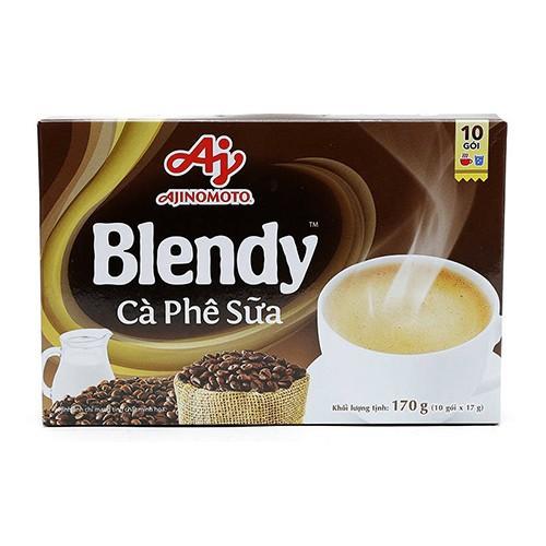 Cà phê sữa ajinomoto blendy hộp 170g - 11984740 , 19575402 , 15_19575402 , 30000 , Ca-phe-sua-ajinomoto-blendy-hop-170g-15_19575402 , sendo.vn , Cà phê sữa ajinomoto blendy hộp 170g