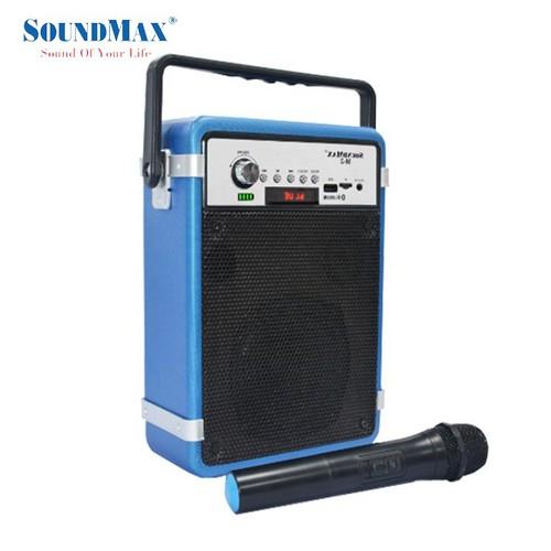 Loa di động Soundmax M2 - Hàng Chính Hãng - 11627987 , 19798043 , 15_19798043 , 1450000 , Loa-di-dong-Soundmax-M2-Hang-Chinh-Hang-15_19798043 , sendo.vn , Loa di động Soundmax M2 - Hàng Chính Hãng