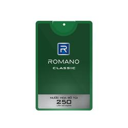 Nước hoa mini Romano Classic 18 ml