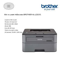 Máy in laser trắng đen BROTHER HL-L2321D - L2321D