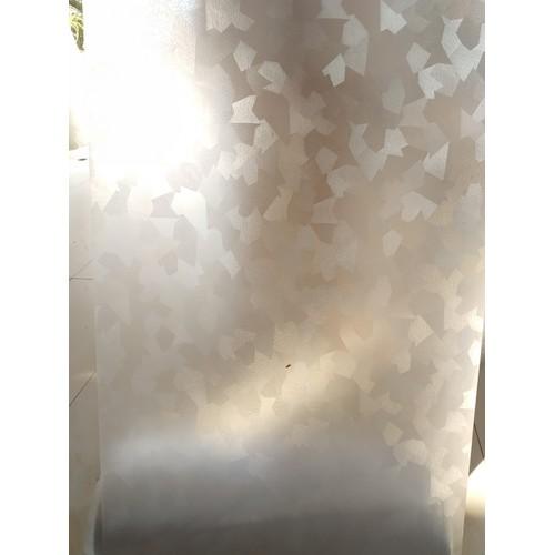 Cuộn 5M decal giấy dán kính mờ có sẵn keo - HÌNH TRỪU TƯỢNG PK057