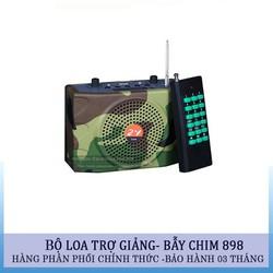 LOA TRỢ GIẢNG E-898 BẨY CHIM-