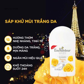 Sáp khử mùi hương nước hoa Enchanteur giá tem 74k - SE24-1