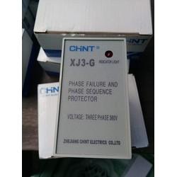 Rơle bảo vệ điện áp 3 pha Chint XJ3-G