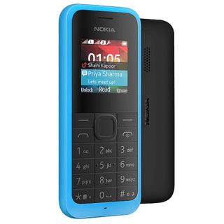 Điện Thoại Nokia 105 2 Sim Pin Sạc Đầy Đủ - N105 thumbnail