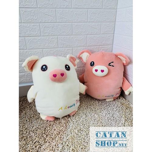Gối mền heo cute 3 trong 1 Lovely Pig hàng loại 1 vải thun 4 chiều siêu mịn, bộ chăn gối văn phòng, gấu bông kèm mền quà tặng sinh nhật - 11593131 , 19785328 , 15_19785328 , 259000 , Goi-men-heo-cute-3-trong-1-Lovely-Pig-hang-loai-1-vai-thun-4-chieu-sieu-min-bo-chan-goi-van-phong-gau-bong-kem-men-qua-tang-sinh-nhat-15_19785328 , sendo.vn , Gối mền heo cute 3 trong 1 Lovely Pig hàng loạ