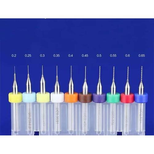 Bộ 10 mũi phay mạch pcb 0 2 0 65mm - 13178837 , 21273683 , 15_21273683 , 122000 , Bo-10-mui-phay-mach-pcb-0-2-0-65mm-15_21273683 , sendo.vn , Bộ 10 mũi phay mạch pcb 0 2 0 65mm