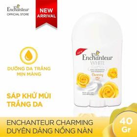 Sáp khử mùi hương nước hoa Enchanteur giá tem 74k - SE24-0
