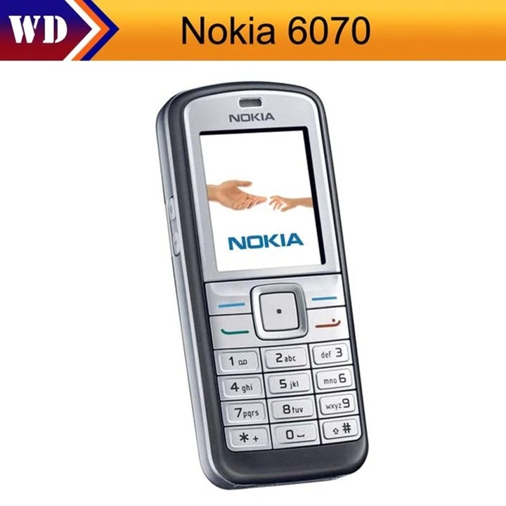 Nokia 6070 zin đẹp