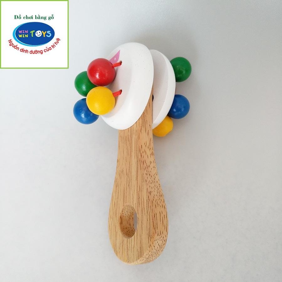 Đồ chơi gỗ lúc lắc 8 bi WinWinToys 64122 - KL00916