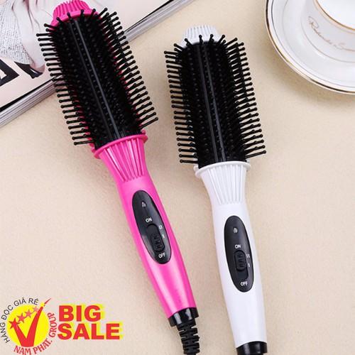 Lược điện sấy cúp nova dễ dàng tạo kiểu tóc sale rẻ 39