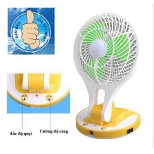 Quạt sạc điện kiêm đèn pin Mini Fan - 11592976 , 19778090 , 15_19778090 , 184000 , Quat-sac-dien-kiem-den-pin-Mini-Fan-15_19778090 , sendo.vn , Quạt sạc điện kiêm đèn pin Mini Fan