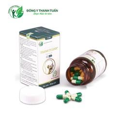 01 hộp Thanh Tỵ Linh 90 viên nang hỗ trợ điều trị viêm xoang, viêm xoang mũi