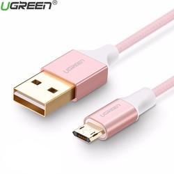 Cáp sạc Micro USB sang USB 2.0 dài 1m Ugreen 30855