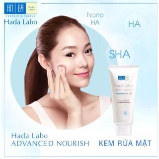 Sữa rửa mặt Hadalabo dưỡng ẩm 20 ml - 1124 thumbnail