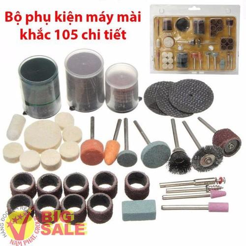 Combo 105 phụ kiện máy khoan mài khắc cầm tay bộ dụng cụ đa năng sale khủng 79 - 12144856 , 20920456 , 15_20920456 , 101500 , Combo-105-phu-kien-may-khoan-mai-khac-cam-tay-bo-dung-cu-da-nang-sale-khung-79-15_20920456 , sendo.vn , Combo 105 phụ kiện máy khoan mài khắc cầm tay bộ dụng cụ đa năng sale khủng 79