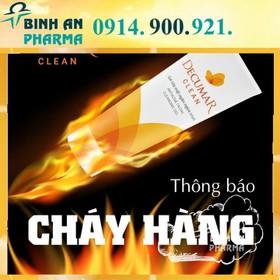 SRMD sửa Rửa Mặt Ngăn Ngừa Mụn Decumar Clean 50G gel rửa mặt - srmdecumar