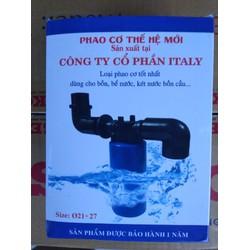 Phao cơ thông minh thế hệ mới phi 21 và 27 ITALY