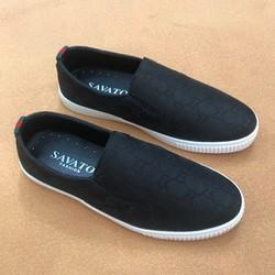 Giày vải nam thời trang nam mẫu mới