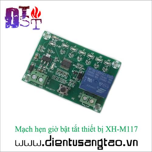 Mạch hẹn giờ bật tắt thiết bị XH-M117 - 11593328 , 19807096 , 15_19807096 , 80000 , Mach-hen-gio-bat-tat-thiet-bi-XH-M117-15_19807096 , sendo.vn , Mạch hẹn giờ bật tắt thiết bị XH-M117