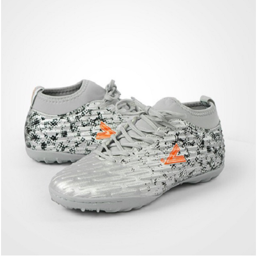 Giày bóng đá mitre  mt170501 trắng bạc