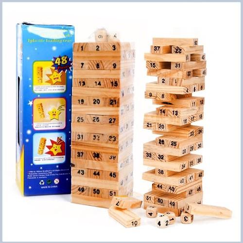 Đồ chơi rút gỗ wish toy cho bé 54 thanh - 12711594 , 20641789 , 15_20641789 , 61200 , Do-choi-rut-go-wish-toy-cho-be-54-thanh-15_20641789 , sendo.vn , Đồ chơi rút gỗ wish toy cho bé 54 thanh