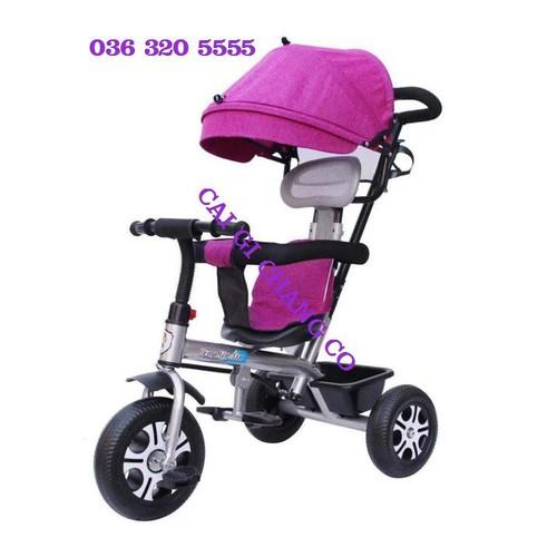 Xe đạp đẩy 3 bánh mái che trẻ em hàng cao cấp hàng xuất đông âu - 17115507 , 19816176 , 15_19816176 , 700000 , Xe-dap-day-3-banh-mai-che-tre-em-hang-cao-cap-hang-xuat-dong-au-15_19816176 , sendo.vn , Xe đạp đẩy 3 bánh mái che trẻ em hàng cao cấp hàng xuất đông âu