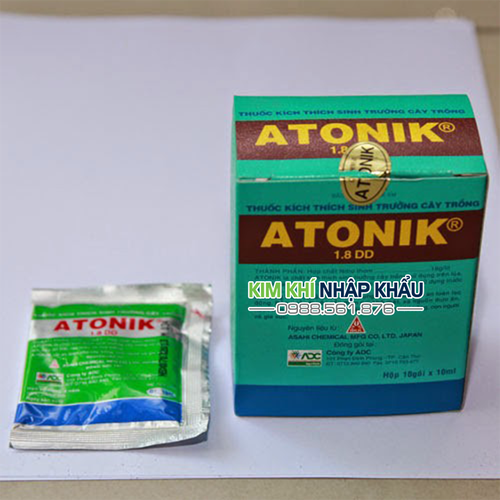 Thuốc kích thích tăng trưởng cây trồng ATONIK 1.8 SL 1 hộp - T26.1