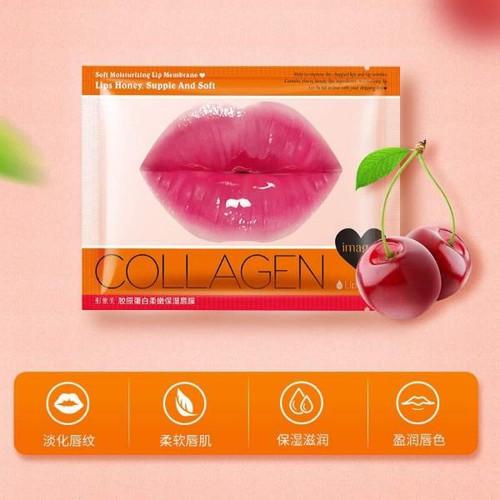 10 Mặt Nạ Collagen Môi