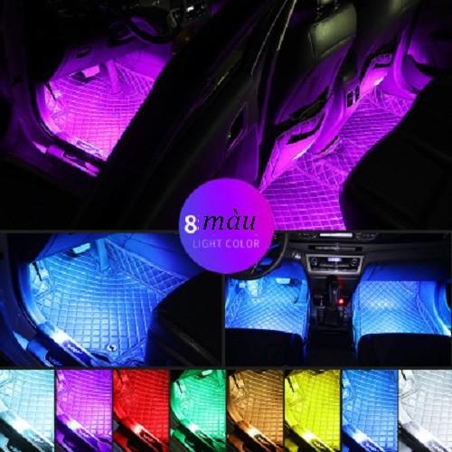 Đèn độ gầm ghế ô tô 4 thanh 12 bóng led nháy 8 màu có điều khiển chỉnh theo nhạc - 17310212 , 19821864 , 15_19821864 , 169000 , Den-do-gam-ghe-o-to-4-thanh-12-bong-led-nhay-8-mau-co-dieu-khien-chinh-theo-nhac-15_19821864 , sendo.vn , Đèn độ gầm ghế ô tô 4 thanh 12 bóng led nháy 8 màu có điều khiển chỉnh theo nhạc