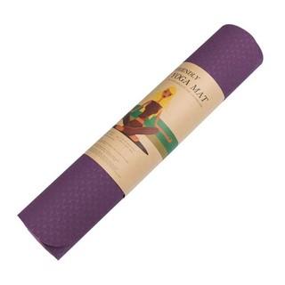 Thảm Tập Yoga TPE 2 Lớp 6mm Chống Trơn Cao Cấp - TTY2L thumbnail